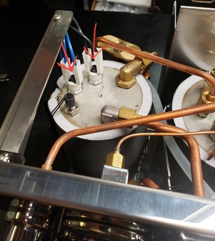 ECM Synchronika: Coffee Boiler Not Heating