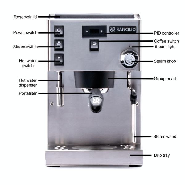 Rancilio-Silvia-Pro-Espresso-Machine-