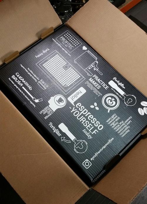 Repackaging a QM67 in Pro 500 Box