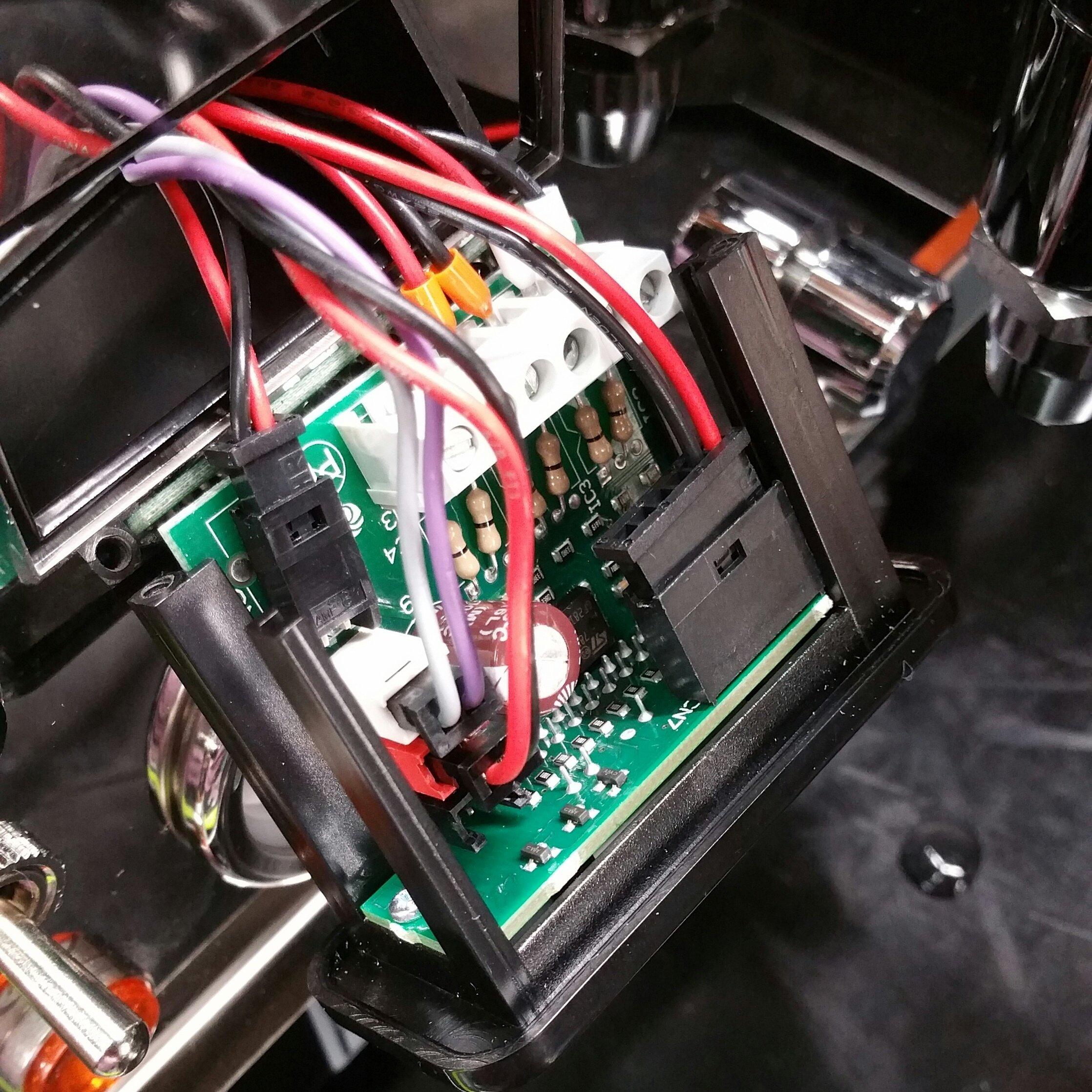 ECM Synchronika: Installing Updated PID