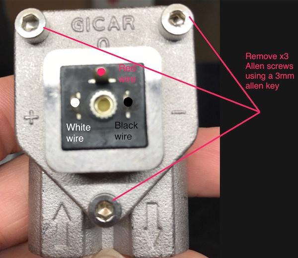 LUCCA A53 / Vivaldi: Flow Meter Error