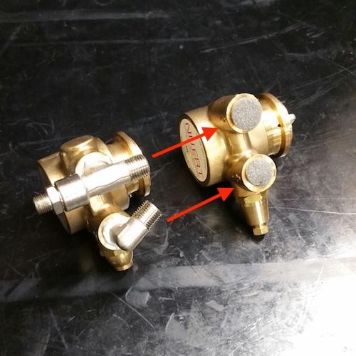Alex Duetto: Pump Replacement
