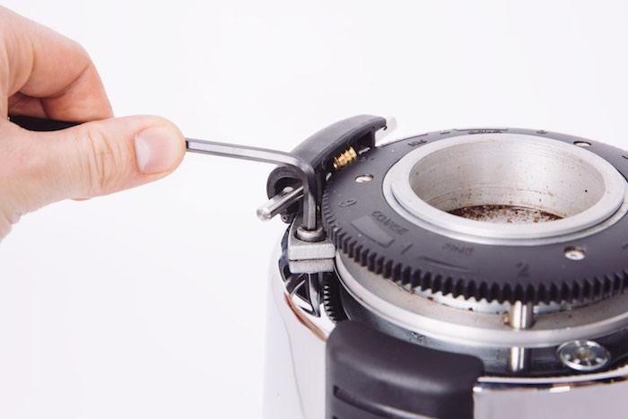 Macap: Cleaning/Unclogging Burrs