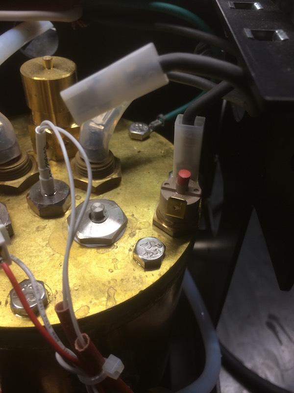 LUCCA A53 / Vivaldi: Steam Boiler Tripping GFI