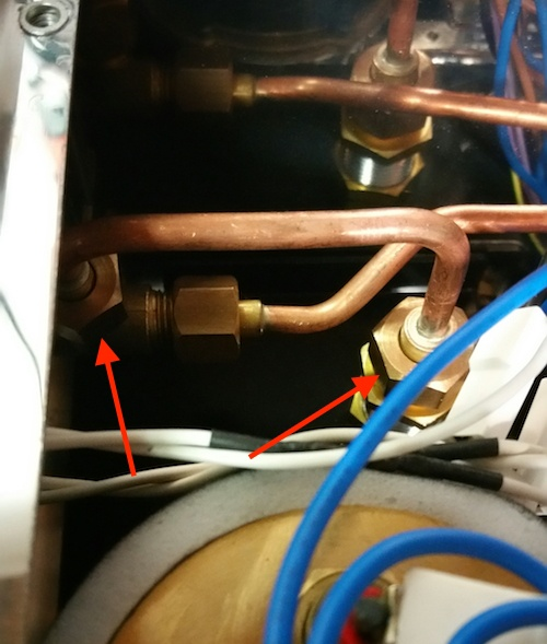 Profitec Pro 300: Replacing Steam Wand Connection Pipe