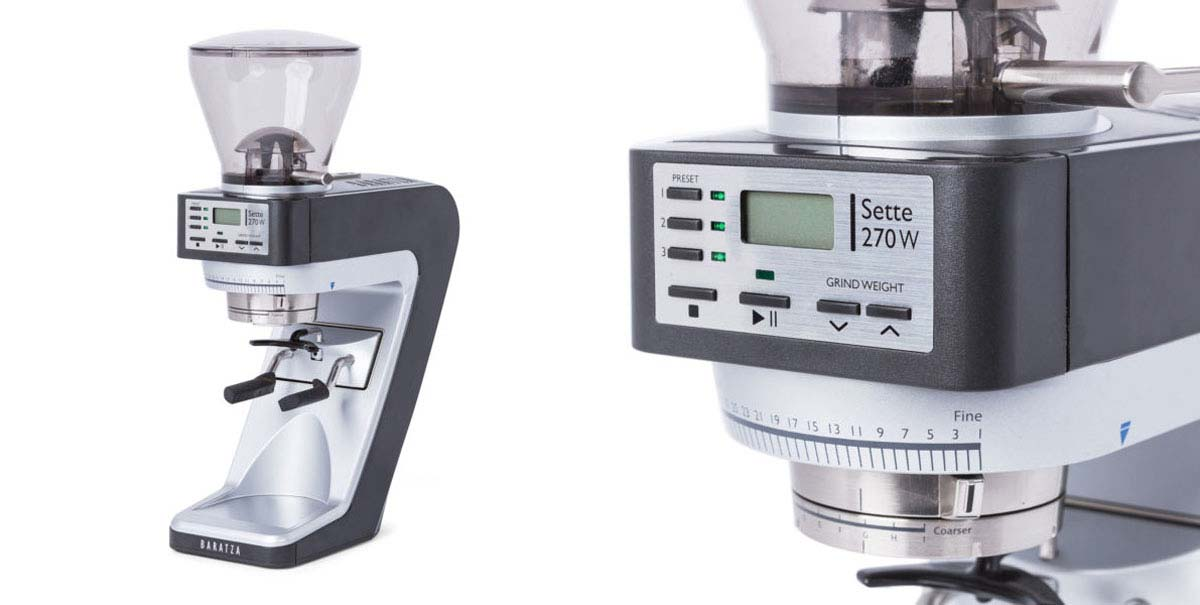 Baratza Sette 270W: Not Dosing Accurately
